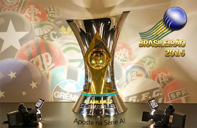 Campeonato Brasileiro Série A - Brasileirão 2016