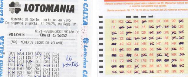 Loteria Lotomania