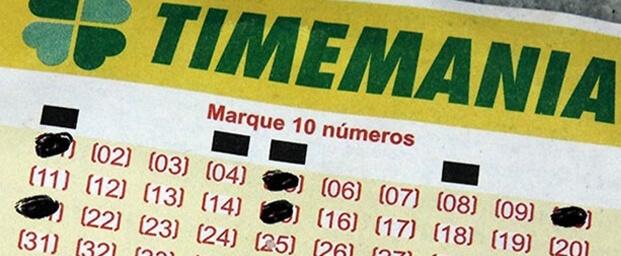 Loteria Timemania