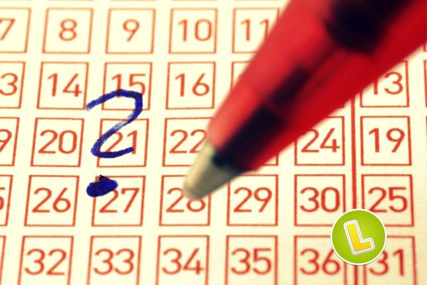 Jogar na loteria