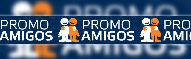 Promoção Amigos Betmotion