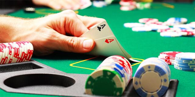 Mão Poker Par