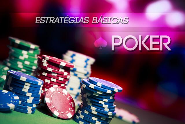Estratégias básicas de poker