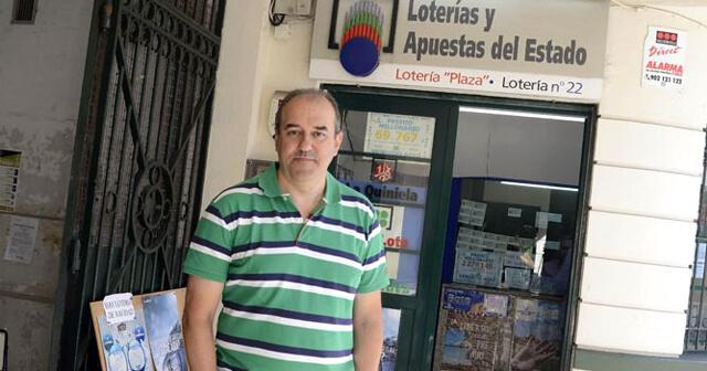 Loterias na Espanha Manuel Reija Gonzalez