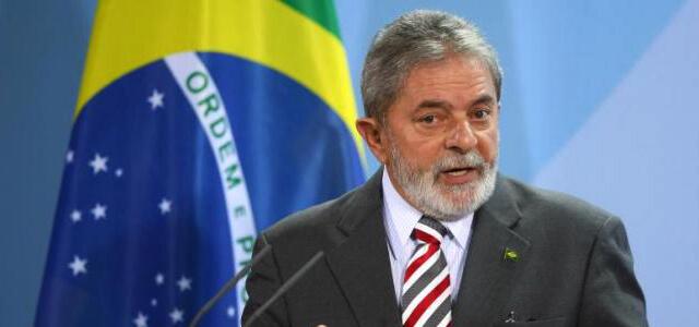 Ex-Presidente Brasil Lula da Silva