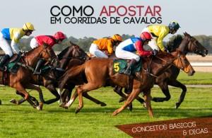 Como apostar em corridas de cavalos
