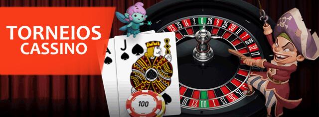 Torneios Cassino Roleta Blackjack Slots ApostasOnline