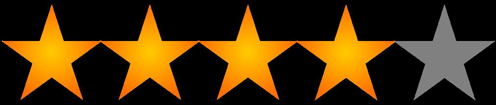 Estrelas Classificação Rating Stars