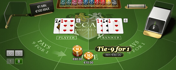 Bacará Baccarat Online Casino para Iniciantes