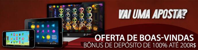 Bônus de Boas-Vindas Betclic Casino