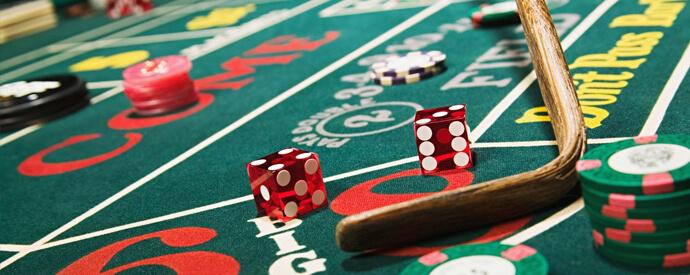 Craps Dados Jogos de Casino com as Melhores Probabilidades