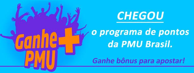 Programa de Pontos PMU Brasil