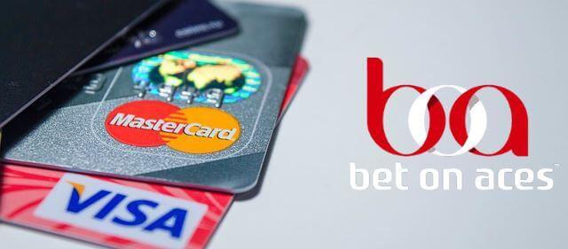 BetOnAces pagamento