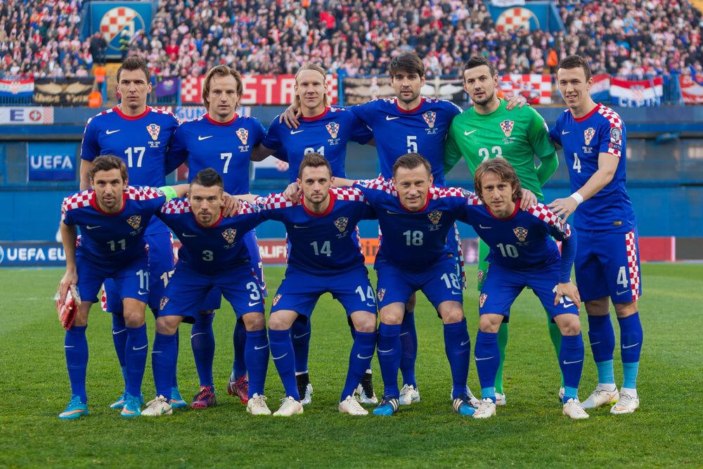 Sobreapostar em Argentina vs Croácia