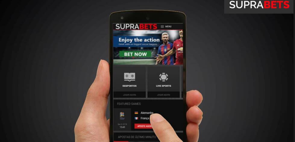 Suprabets app