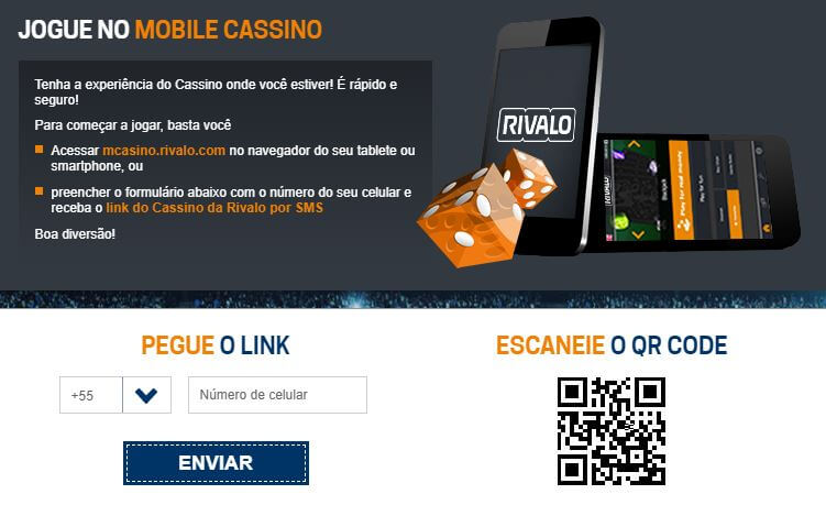 Rivalo Mobile App