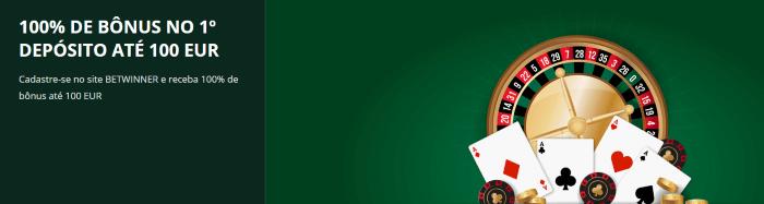 Betwinner código promocional cassino