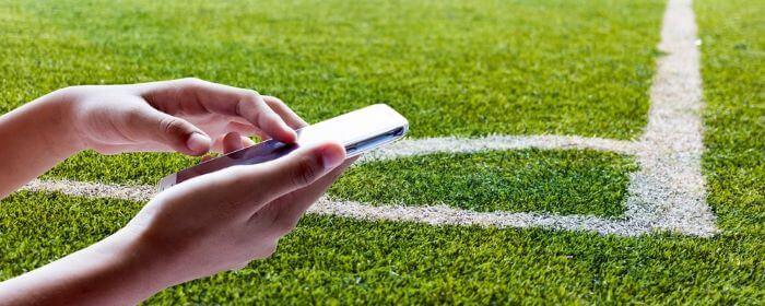 Aplicativo de Aposta de Futebol