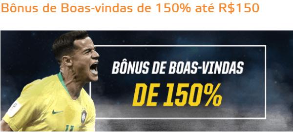 Betmotion Bônus de Boas-vindas Esportivo