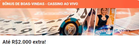 LeoVegas Casino Bônus ao Vivo