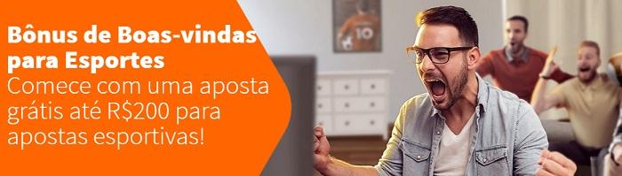 Betsson Bônus de Boas-Vindas Apostas Esportivas