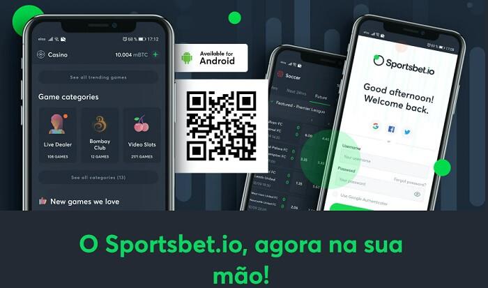 Sportsbet.io Mobile