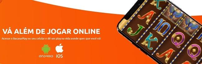 BacanaPlay App