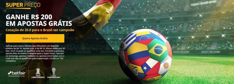 Betfair Copa America