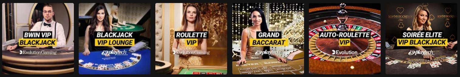 bwin bônus casino