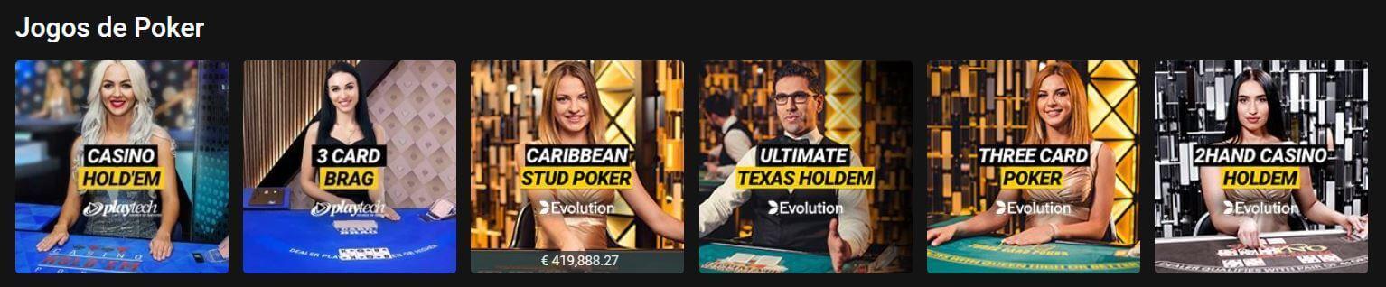 bwin jogos em poker
