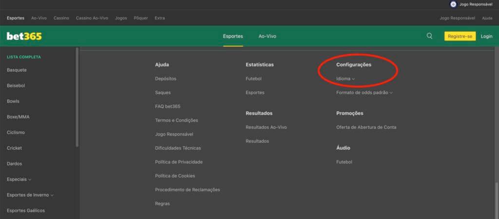 Bet365 Brasil Português