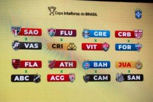 Oitavas de final da Copa do Brasil
