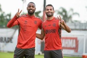 Gerson e Thiago Maia