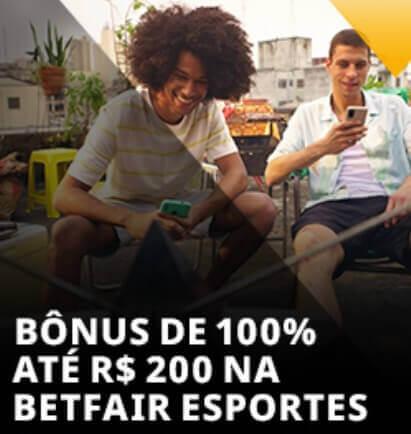 Oferta de Bônus Betfair