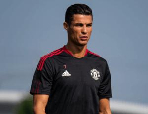 Cristiano Ronaldo está de volta ao United