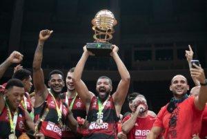 Flamengo é o atual campeão do NBB