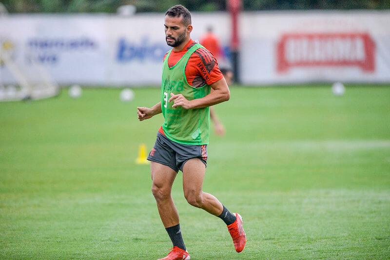 Thiago Maia deve ser titular no Flamengo