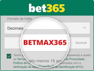 bet365 bonus codigo