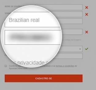 Código de bônus da Apostas Online